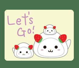 Daifuku cat sticker #1125180