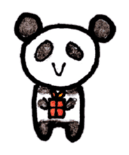 sticker of the PANDA sticker #1128200