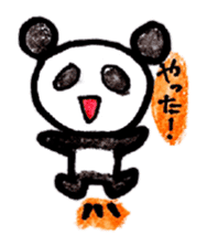 sticker of the PANDA sticker #1128201