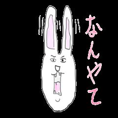 rabbit  part2 sticker