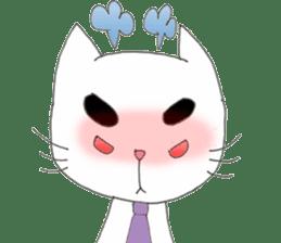 Neko Husband (Hakata dialect) sticker #1128960
