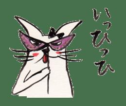 Fujiko season 3 sticker #1129612