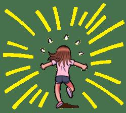 Kozaru chan Stickers sticker #1130259