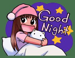 Kozaru chan Stickers sticker #1130264