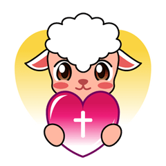 Christian Sticker ver.1