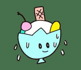 happy boll sticker #1131346
