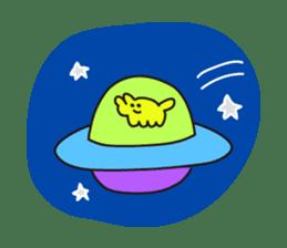 happy boll sticker #1131350
