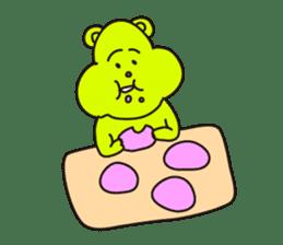 happy boll sticker #1131355