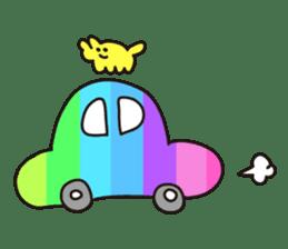 happy boll sticker #1131369