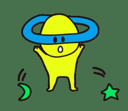 happy boll sticker #1131371
