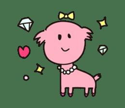 happy boll sticker #1131378