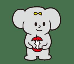 happy boll sticker #1131380