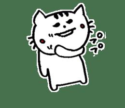 Cat, daily life of Mameko sticker #1131756