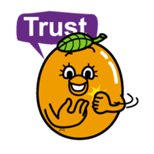 Cathy of loquat 1 sticker #1132307