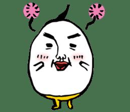 egg man sticker #1134268