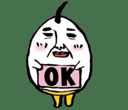 egg man sticker #1134272