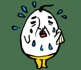 egg man sticker #1134305