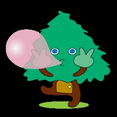 Fairy of the tree