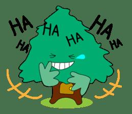 Fairy of the tree sticker #1134586