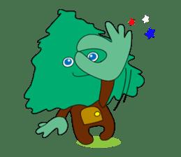 Fairy of the tree sticker #1134587