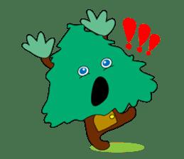 Fairy of the tree sticker #1134588
