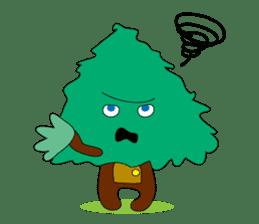Fairy of the tree sticker #1134589