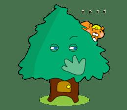 Fairy of the tree sticker #1134591
