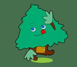 Fairy of the tree sticker #1134592