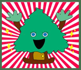 Fairy of the tree sticker #1134593