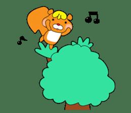 Fairy of the tree sticker #1134595
