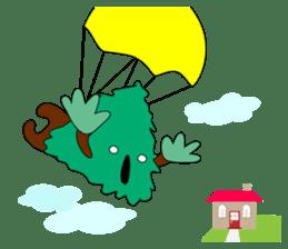 Fairy of the tree sticker #1134596