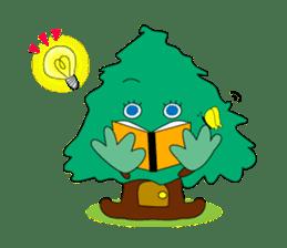 Fairy of the tree sticker #1134598