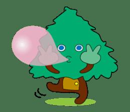 Fairy of the tree sticker #1134599