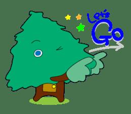 Fairy of the tree sticker #1134602