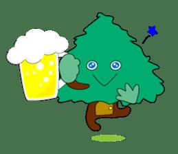 Fairy of the tree sticker #1134603