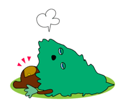 Fairy of the tree sticker #1134605