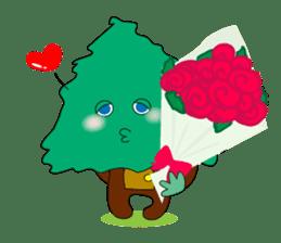 Fairy of the tree sticker #1134609