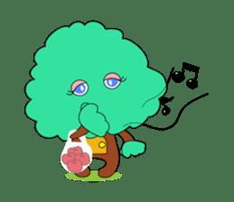 Fairy of the tree sticker #1134610