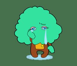 Fairy of the tree sticker #1134611