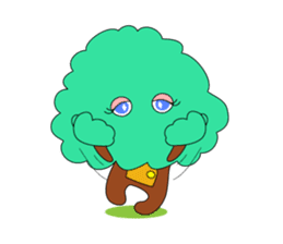 Fairy of the tree sticker #1134612