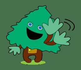 Fairy of the tree sticker #1134614