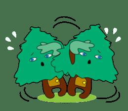 Fairy of the tree sticker #1134615