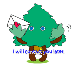 Fairy of the tree sticker #1134618