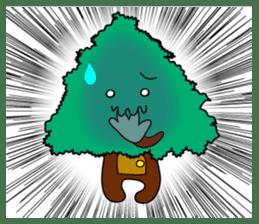 Fairy of the tree sticker #1134621