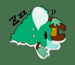 Fairy of the tree sticker #1134623