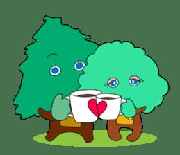 Fairy of the tree sticker #1134624