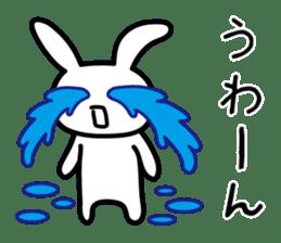 Silly Rabbit sticker #1135571