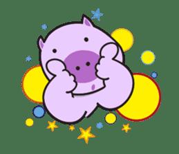 Piglet - Phoebe sticker #1136509