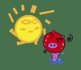 Piglet - Phoebe sticker #1136511