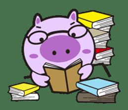 Piglet - Phoebe sticker #1136514